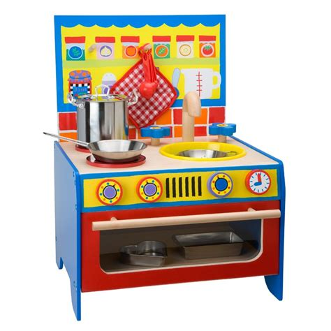Kitchen Toys by Wooden Pretend Play Kitchen Educational Toys Planet