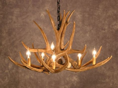 Antler Chandelier Cheap Gt Cheap Mule Deer 6 Antler Chandelier Shopping In Usa