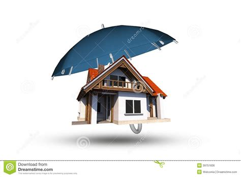 home insurance plans home insurance coverage stock illustration image 39751836