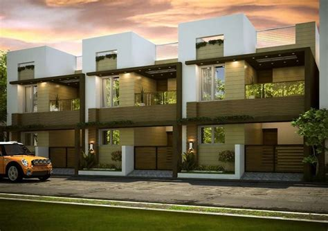 modern row houses 38 best re pt townhouses final design scheme selections
