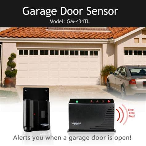 Alert Garage Door by Garage Door Monitor Alert Alarm Kit Gm 434rtl Be