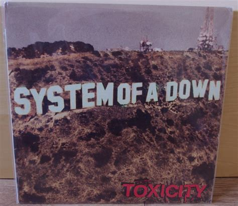system of a down toxicity album system of a down