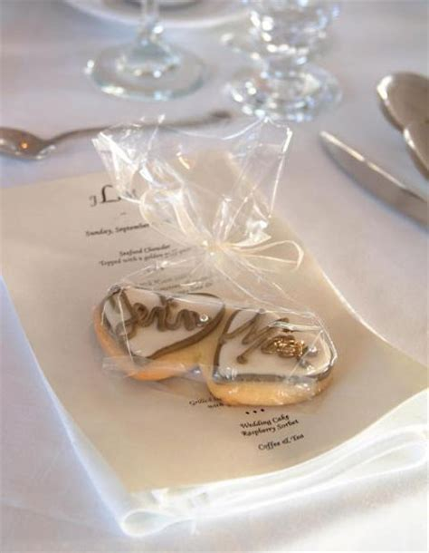 Wedding Favors Vancouver by Ca A Tantalizing Thank You Edible Wedding Favours