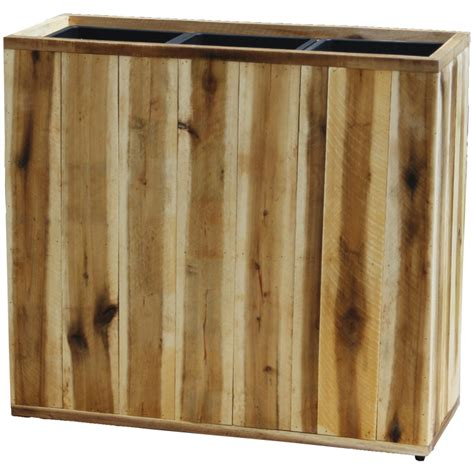 Provence Planters by Provence 26 In Wood Rectangle Planter Pride Garden