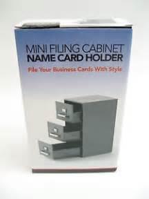 mini business card file cabinet business card filing cabinet mini office storage organizer