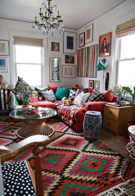 bohemian living rooms 26 bohemian living room ideas decoholic