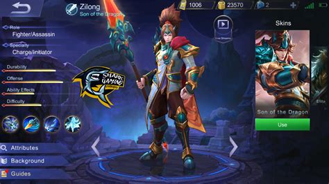 game review hero review edition zilong  son