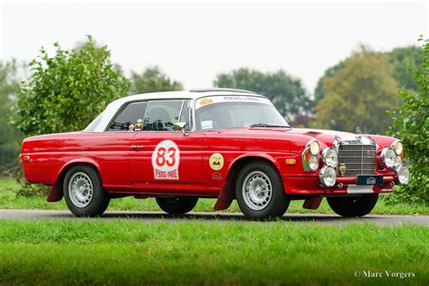 Mercedes 280 Se 3 5 Rally Car 1970 Welcome To