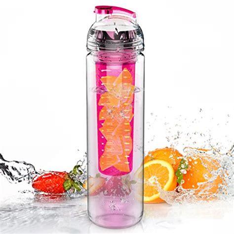Murah Kidzinger Water Bottle With Fruit Infuser Tritan best water bottles your true fitness