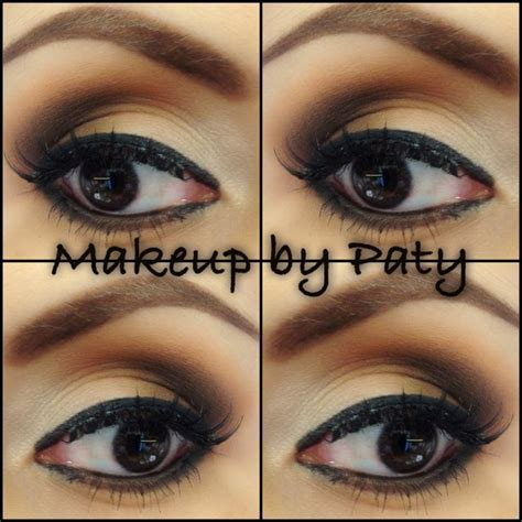 Neutral eye makeup/brown eyes   Makeup By Paty   Pinterest