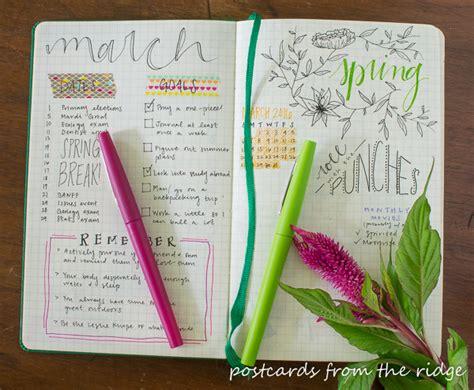 bullet journal tips bullet journaling 101 tips for beginners postcards