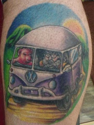 vw cervan tattoos designs 75 best das vw tattoos images on vw