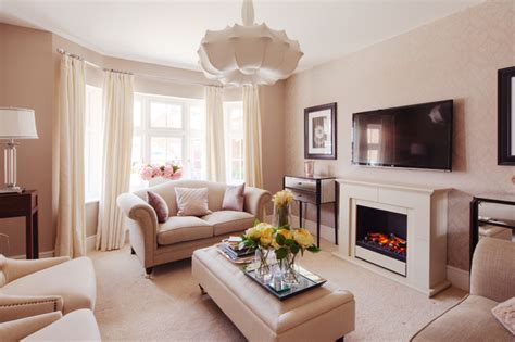 residential redrow homes plc transitional living room