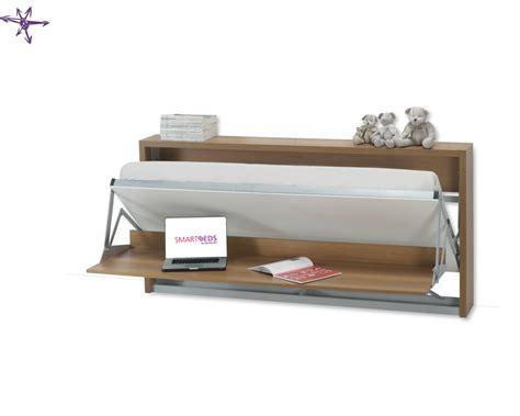 letto scrivania letto orizzontale con scrivania joker con apertura