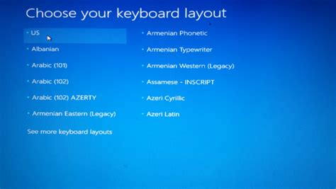 keyboard layout bios how to create a windows 8 recovery usb flash drive in 5