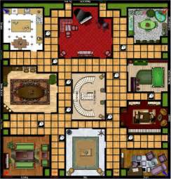 of clue rooms clueprojectboardgroundfloorgame spouse s out 2015