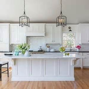 kitchen island painted black corbels counter top cabinets kitchen islands pinterest appliance cabinet sash windows and white shaker cabinets