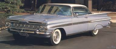 introduction the chevrolet impala is often credited with