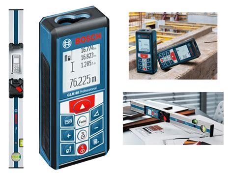 Grosir Bosch Glm 80 Laser Distance Meter jual meteran laser digital bosch glm 80 profesional