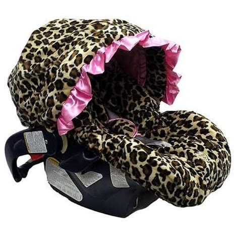zebra print baby car seat covers baby infant car seat cover from things