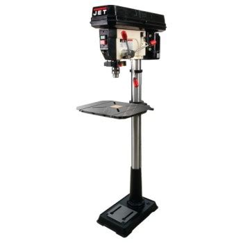 jet bench drill press jet 354165 jdp 15m 3 4 hp 15 inch bench drill press