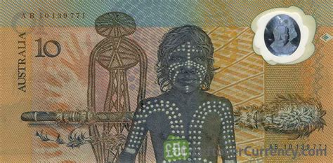 australian dollars aboriginal youth exchange