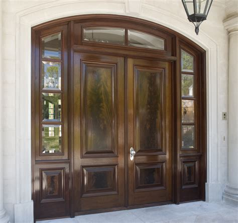 Custom Exterior Door Wilson And Mccracken 187 Doors