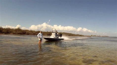 jh boats scb recon shallow time youtube