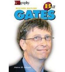 bill gates biography for students bill gates by jeanne m lesinski scholastic com