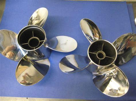 volvo penta dual propellers     signature propellers