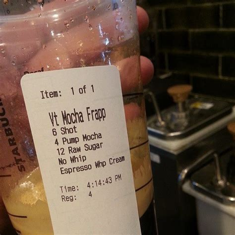 most ridiculous starbucks order the 10 most outrageous drinks a former starbucks barista
