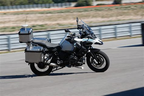 bmw motorcycless st autonomous motorcycle  action