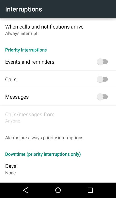 android sleep mode gigaom where to find silent mode in android lollipop