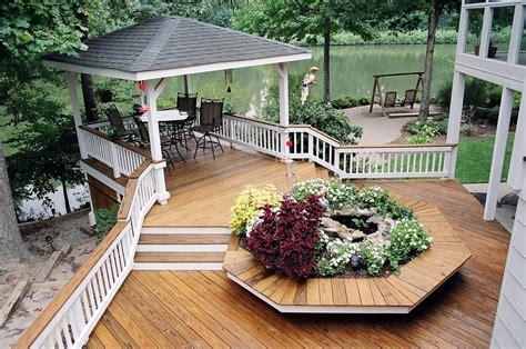 deckscom deck railing ideas