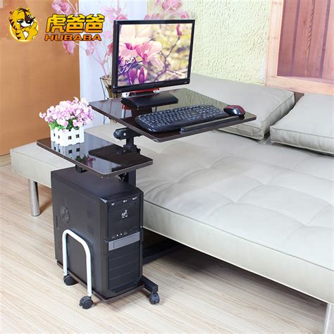 Desktop Computer Desk Popular Computer Desk Mobile Buy Cheap Computer Desk Mobile Lots From China Computer Desk Mobile