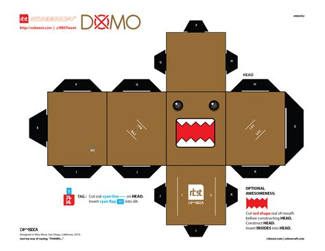 Domo Papercraft - 301 moved permanently