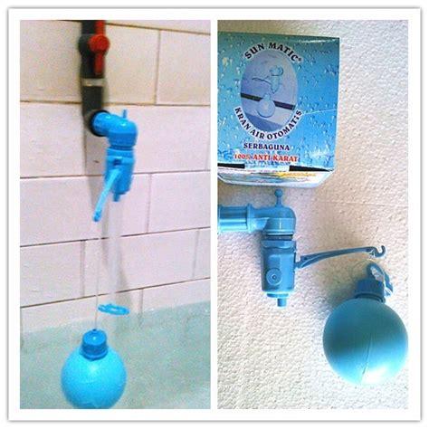 Diskon Kran Air Kran Bak Mandi F 06 kran air otomatis tak perlu takut air luber harga jual