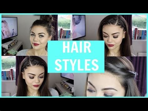 what kind of hair cut keeps hair away from face hair styles to keep your hair off your face youtube