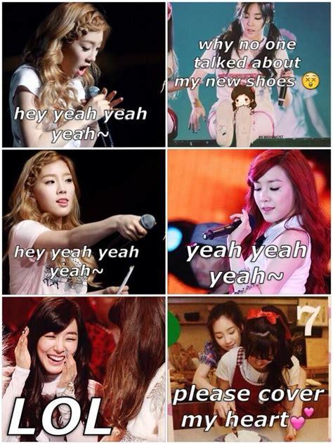 Snsd Funny Memes - snsd taeyeon instagram 0224 video meme snsd funny