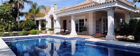 10 bedroom villas in spain luxury 5 bedroom spanish villa close to puerto banus spain