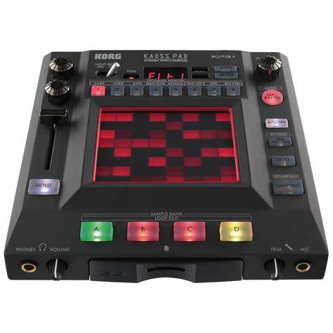 Touchpad Dj korg kaoss pad 3 171 dj effects