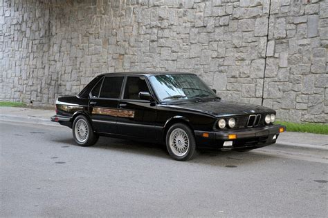 1988 Bmw M5 For Sale by 1988 Bmw M5 For Sale 75744 Mcg