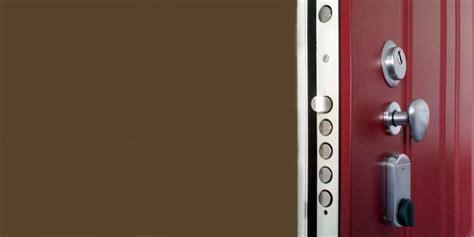 sostituzione serratura porta serratura di porta blindata quando e perch 233 cambiarla