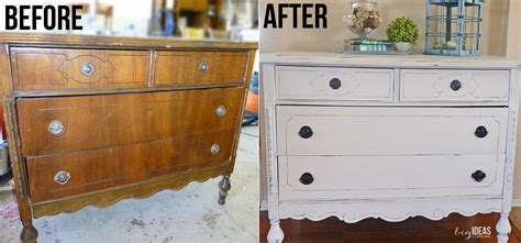 chalk paint ideas dresser this furniture before and after using diy chalk paint