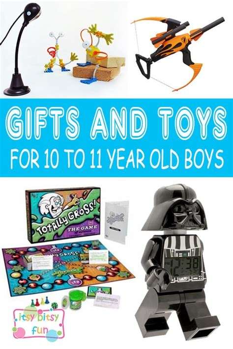 best gifts for 10 year old boys in 2017 itsy bitsy fun