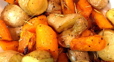 baked root vegetables roasted root vegetables unl food