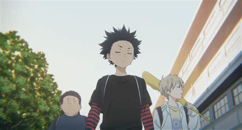 film anime koe no katachi a silent voice a silent voice shot composition peach