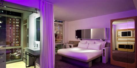 tech hotel the most high tech hotels business insider