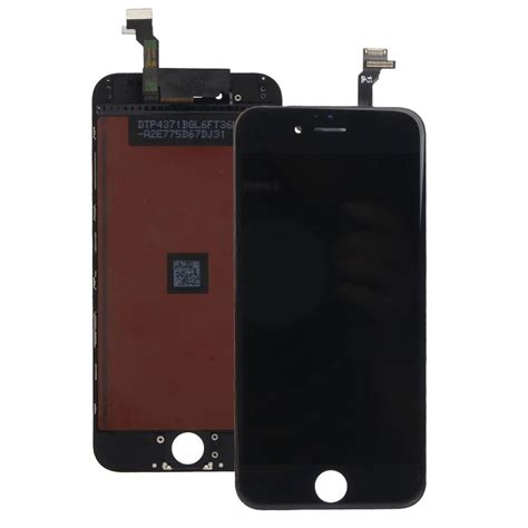 Lcd Touchscreen Iphone 6 Replika repair digitizer assembly lcd touch screen for black