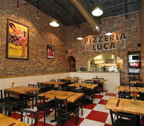 Pizzeria Interior Design Ideas by Abq New Pizzeria Food The Floor The And